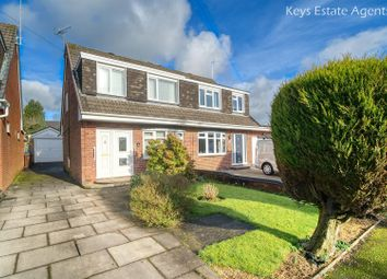 3 bed semi-detached house for sale in Elmwood Drive, Blythe Bridge, Stoke-On-Trent ST11