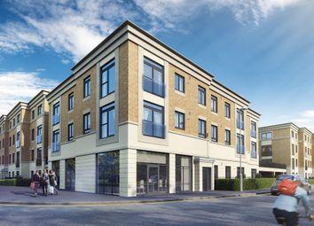 Thumbnail 2 bedroom flat to rent in Claud Hamilton Way, Hertford