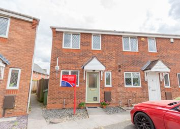 Thumbnail 2 bed end terrace house for sale in Banbury Close, Wellingborough
