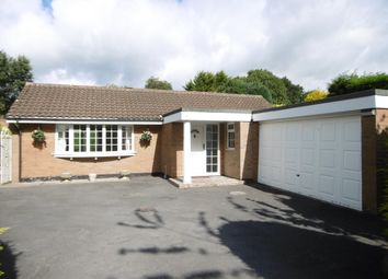 Thumbnail 3 bed detached bungalow for sale in Greenways, Chesterfield