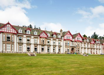 Thumbnail 2 bed flat for sale in Auchterhouse Park, Auchterhouse, Dundee, Angus