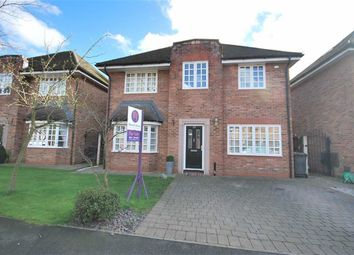 Thumbnail 4 bed detached house for sale in Orchard Avenue, Worsley, Manchester