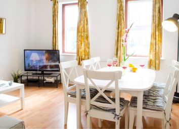 Thumbnail 3 bedroom flat to rent in Arlington Road, London