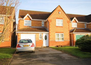 Thumbnail 4 bed detached house for sale in Foreland Close, Great Sankey, Warrington