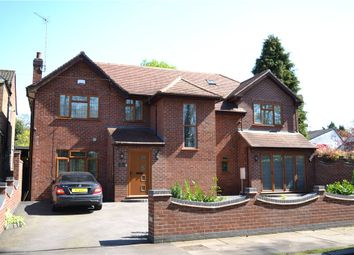 Thumbnail 4 bed detached house for sale in Cannon Park Road, Cannon Park, Coventry, West Midlands