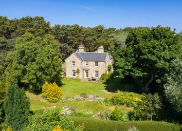 Thumbnail 6 bed detached house for sale in Findhorn, Forres