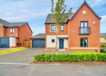 4 bed detached house for sale in Ashton Green Road, Leicester LE4