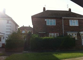 Thumbnail 2 bed semi-detached house to rent in Sleekburn Avenue, Bedlington