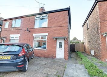 Thumbnail 2 bed semi-detached house for sale in Bottesford Avenue, Scunthorpe