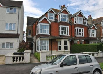 Thumbnail 2 bed flat for sale in Woodville Road, Bexhill-On-Sea, East Sussex