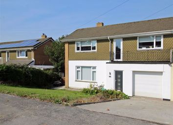 Thumbnail 4 bed semi-detached house for sale in Moorland View, Derriford, Plymouth