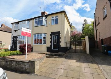 Thumbnail 3 bed semi-detached house for sale in Old Park Avenue, Sheffield