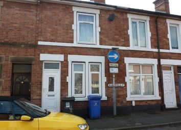 Thumbnail 3 bed terraced house to rent in Bakewell Street, Derby