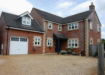 Thumbnail 5 bed detached house for sale in West Haddon Road, Cold Ashby, Northampton