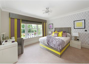 Thumbnail 3 bed semi-detached house for sale in The Stanford, Queens Close, Watchfield, Oxfordshire