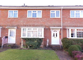 Thumbnail 3 bed town house to rent in Rivermead Close, Romsey