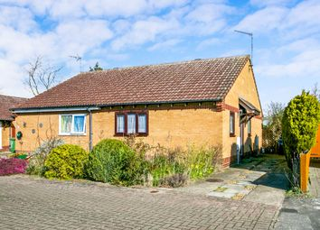 Thumbnail 2 bed semi-detached bungalow for sale in Fenland Close, Wimblington, March