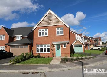 Thumbnail 3 bed detached house to rent in Dowley Gap Road, Worsley