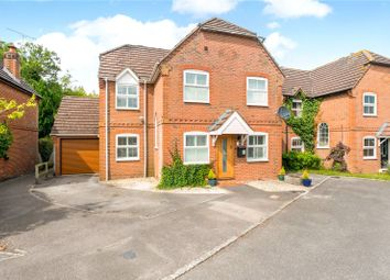 Thumbnail 4 bed detached house for sale in The Cuttings, Hampstead Norreys, Thatcham, Berkshire
