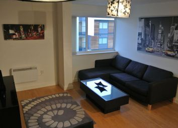 Thumbnail 2 bed flat to rent in Hudson Court, Broadway, Salford Quays