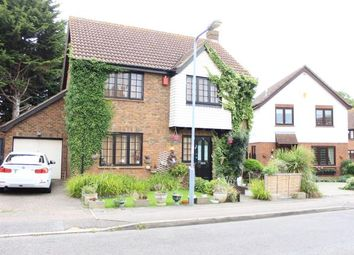 Thumbnail 4 bed detached house for sale in Wickets Way, Ilford