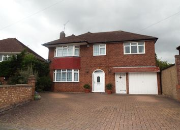 Thumbnail 4 bedroom detached house for sale in Wheatlands Road, Langley, Slough