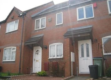 Thumbnail 2 bed terraced house to rent in Hill Road, Tividale, Oldbury