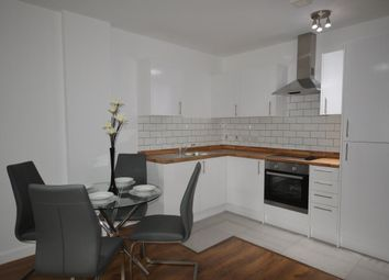 Thumbnail 1 bed flat to rent in Touthill Place, Peterborough
