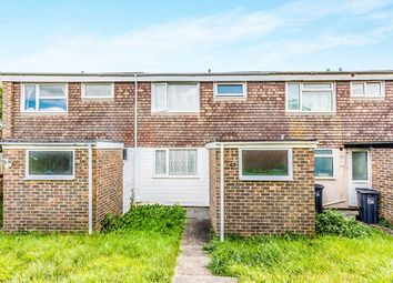 Thumbnail 3 bed terraced house for sale in Chiltern Crescent, Worthing
