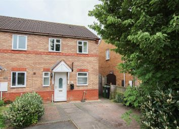 Thumbnail 2 bed end terrace house for sale in St. Philips Drive, Evesham