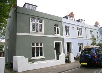 Thumbnail 4 bedroom end terrace house for sale in Gloucester Terrace, Southsea