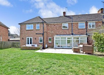 Thumbnail 3 bed semi-detached house for sale in Manor Way, Uckfield, East Sussex