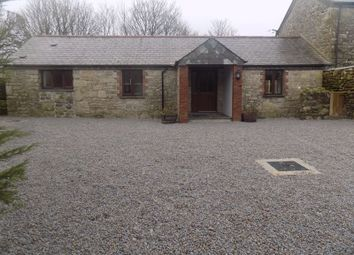 Thumbnail 2 bed semi-detached bungalow to rent in Bugle, St. Austell