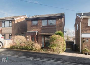 Thumbnail 3 bed detached house for sale in Christleton Close, Briercliffe, Burnley