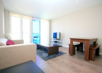 Thumbnail 1 bed flat to rent in Ability Place, Millharbour, London