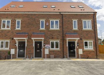 Thumbnail 3 bed town house for sale in Hawthorne Meadows, Chesterfield Rd, Barlborough