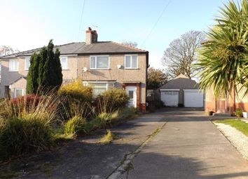 Thumbnail 3 bed semi-detached house for sale in Brentlea Crescent, Heysham, Morecambe, Lancashire