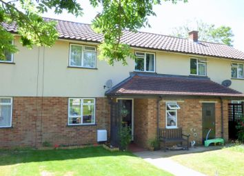 Thumbnail 2 bed terraced house for sale in St. Marys Avenue, Wittering, Peterborough
