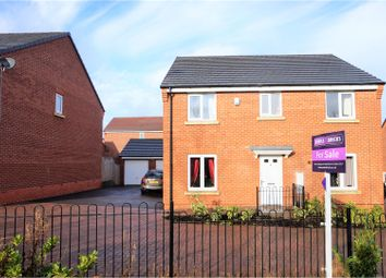 Thumbnail 4 bedroom detached house for sale in Chandler Drive, Kingswinford