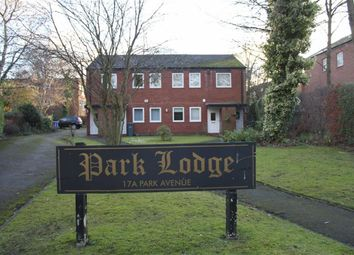Thumbnail 2 bedroom flat for sale in Park Avenue, Levenshulme, Manchester