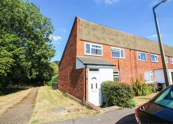 Thumbnail 2 bed end terrace house for sale in Woodcroft, Harlow, Essex