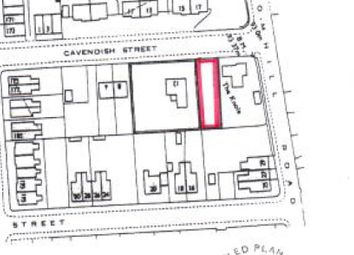 Thumbnail Land for sale in Cavendish Street North, Old Whittington, Chesterfield