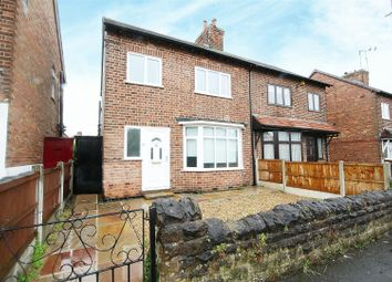 Thumbnail 3 bed semi-detached house for sale in Arnot Hill Road, Arnold, Nottingham