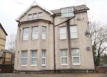 Thumbnail 2 bed flat for sale in Caerau Road, Newport