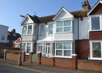Thumbnail 4 bed terraced house for sale in Channel View Road, Eastbourne