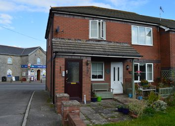 Thumbnail 2 bed flat for sale in Gileston Road, St Athan