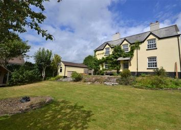 Thumbnail 4 bedroom detached house for sale in St. Dominick, Saltash, Cornwall