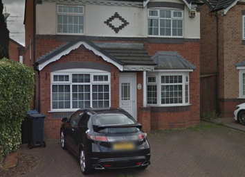 Thumbnail Room to rent in Woodruff Way, Walsall