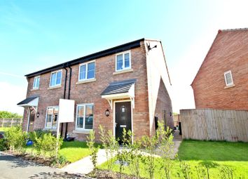 Thumbnail 3 bedroom semi-detached house to rent in 39 Harvest Drive, Malton