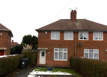 Thumbnail 2 bed semi-detached house for sale in The Riddings, Birmingham